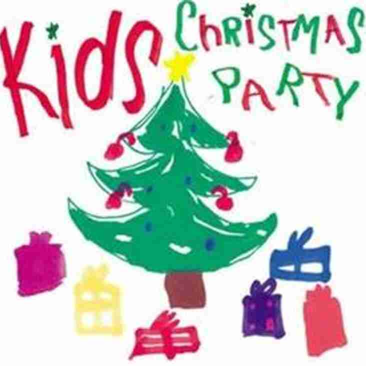 Prenton RUFC Kids Xmas Party