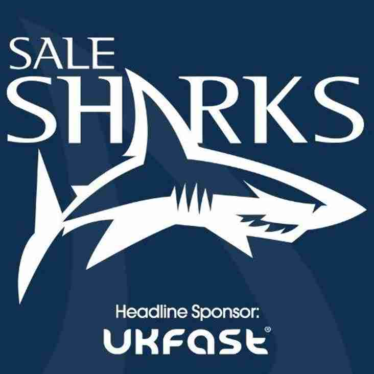 Complimentary Sale Sharks season tickets