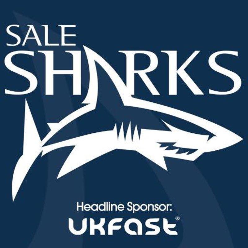 Complimentary Sale Sharks season tickets