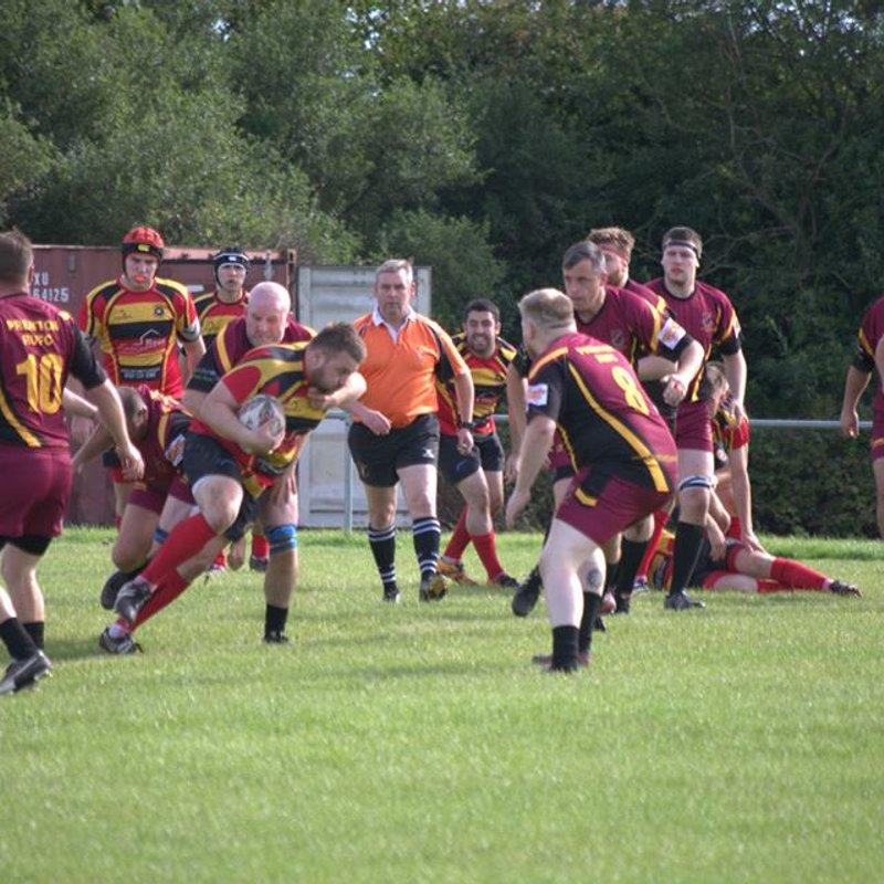 Prenton 1st XV vs Ellesmere Port 1st XV