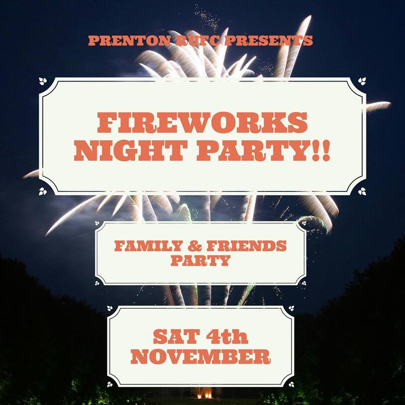 Bonfire Night Party