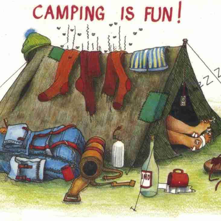 Club Camping Night