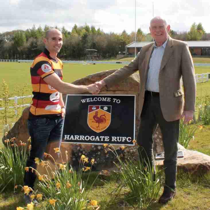 David Doherty joins Harrogate