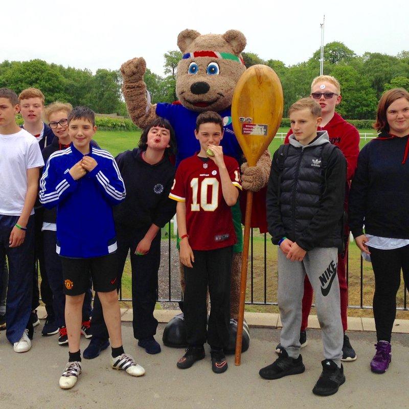Wooden Spoon Special Schools event at Harrogate Rugby Club a big success