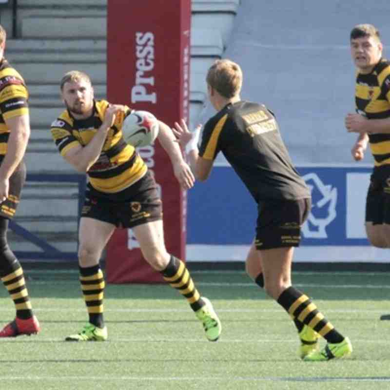 Season 2015 NCL Challenge Trophy Final Wath Brow v Leigh Miners