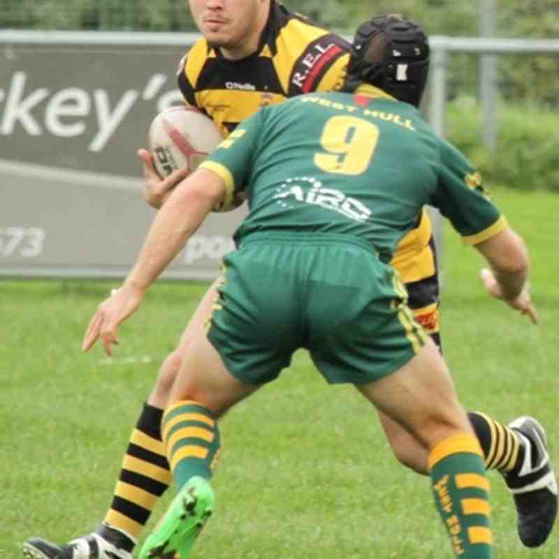 Season 2015 NCL Premier League Wath Brow v West Hull