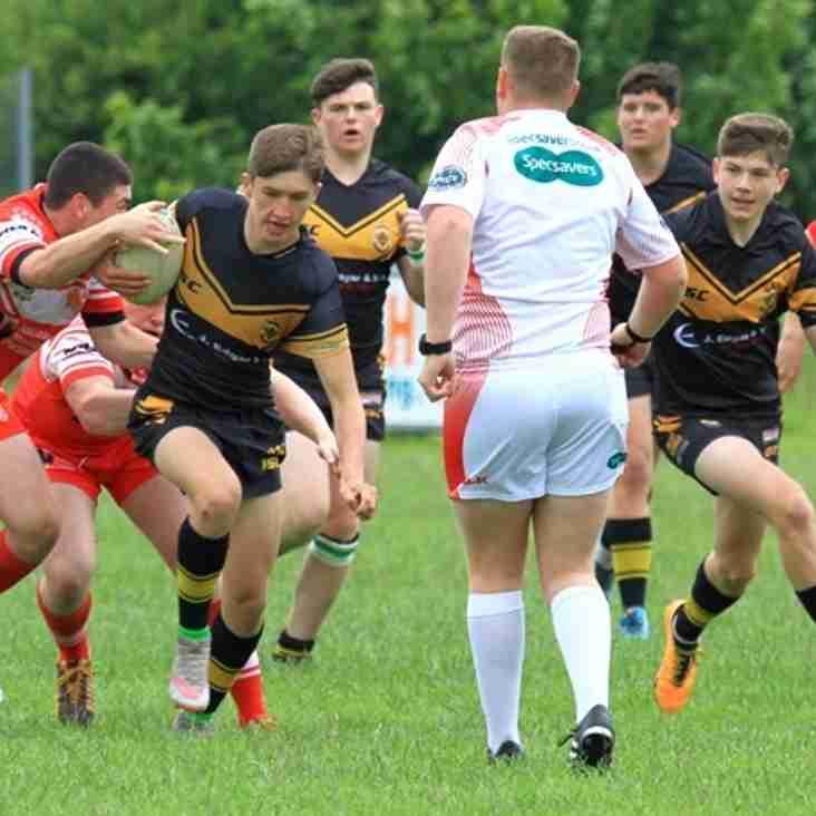 Cumbria u16s County Cup Final