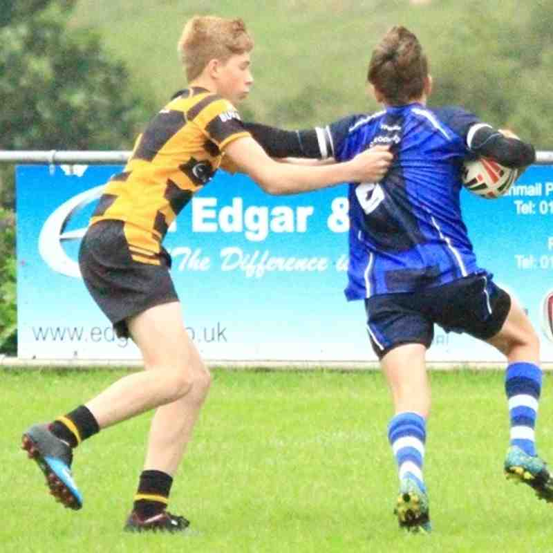 Season 2016 u14s League Wath Brow v Egremont