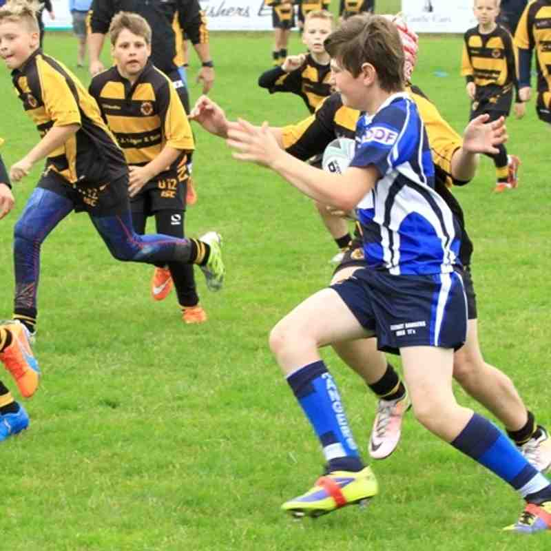 Season 2016 u11s League Egremont v Wath Brow