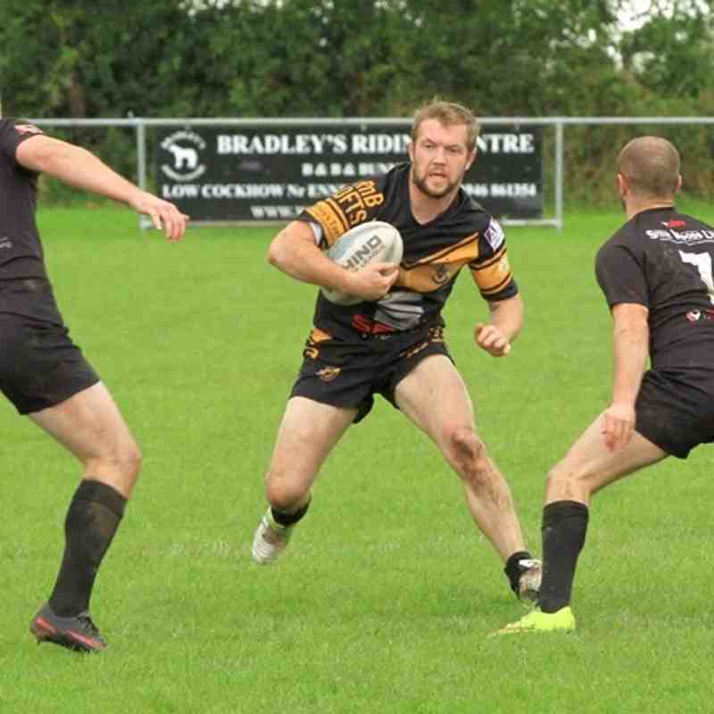Season 2016 NCL Premier League Wath Brow v Wigan St Pats