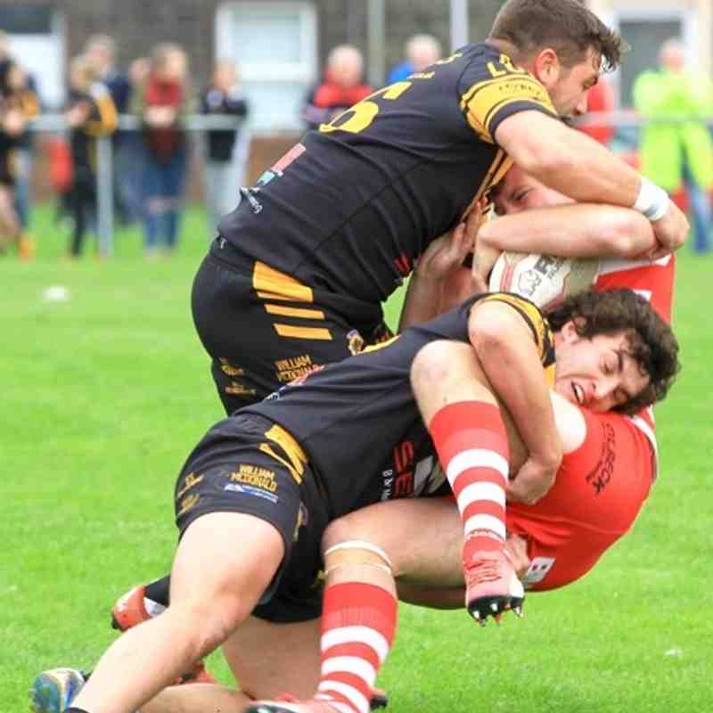 Season 2016 NCL Premier League Kells v Wath Brow