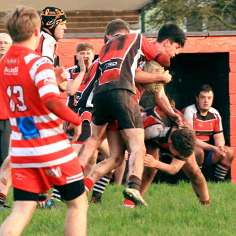 Season 2017 u16s League Hensingham v Kells