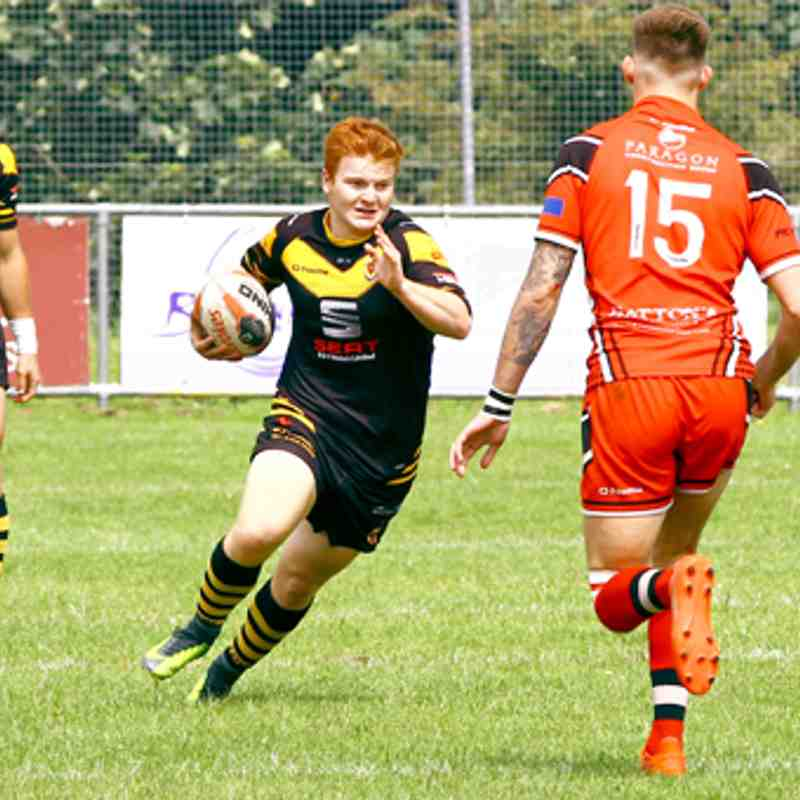 Season 2017 NCL Premier League Wath Brow v Thatto Heath