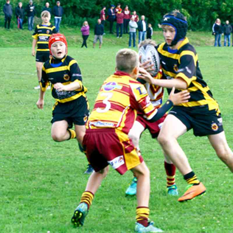 Season 2017 u12s League Seaton v Wath Brow