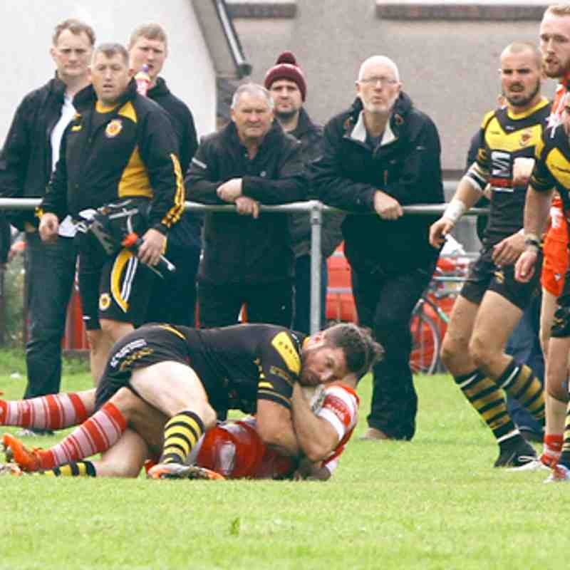 Season 2017 NCL Premier League Kells v Wath Brow