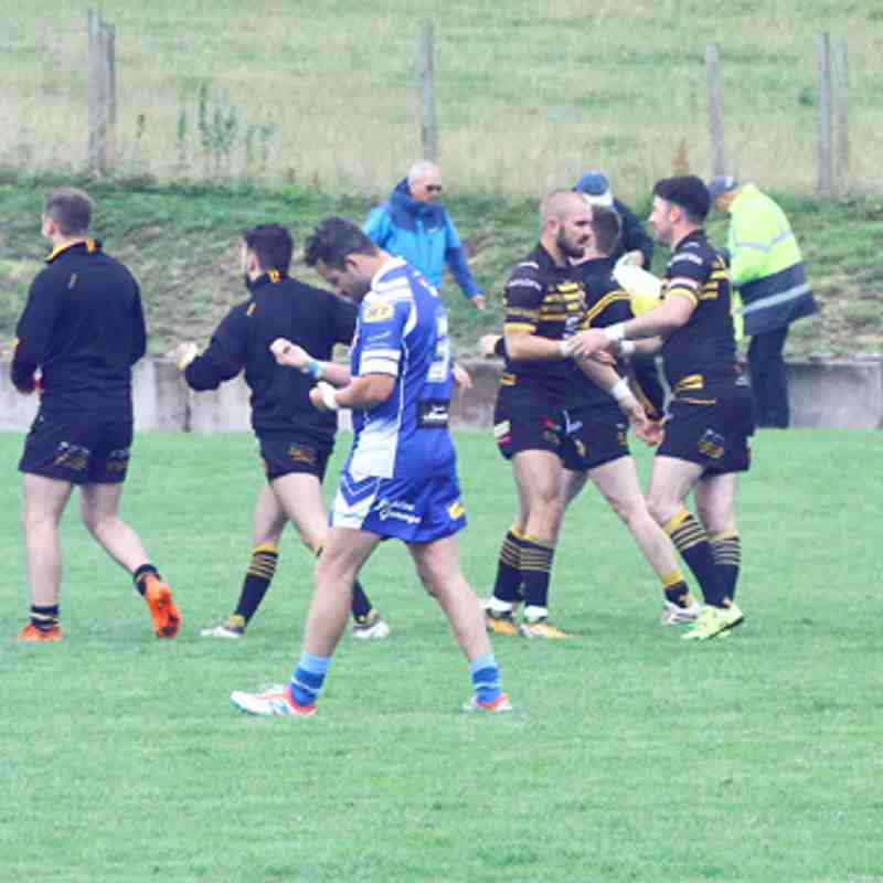 Season 2018 NCL Premier League Egremont v Wath Brow