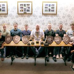 Season 2018 Open age presentation night award winners