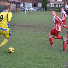 Beeston Old Boys v Alwoodley, 17/12/2011.