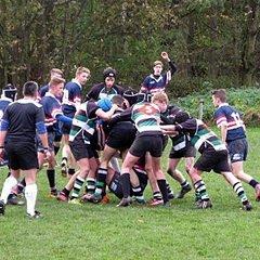 U15s v Doncaster (Yorkshire Cup)