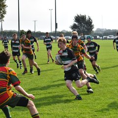 U16s Selby (Sue's photos)