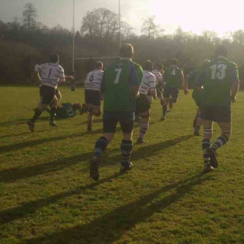 Ilkeston 3rds V Casuals 2nds (2)