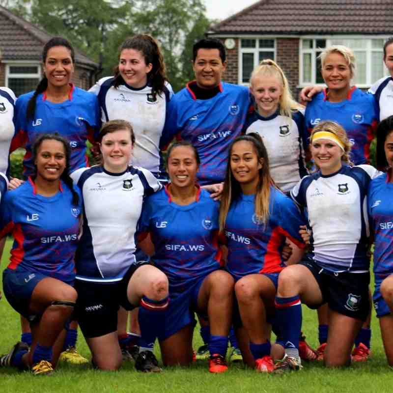 Yorkshire v Samoa Ladies 7s 17062016