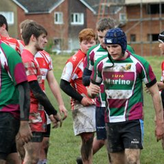 Colts v Wetherby 11122016