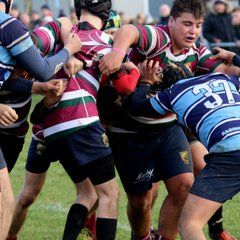 u16s Moortown v Ripon 03122017