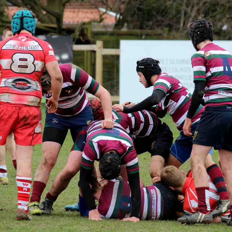 Colts v Wetherby 04082018