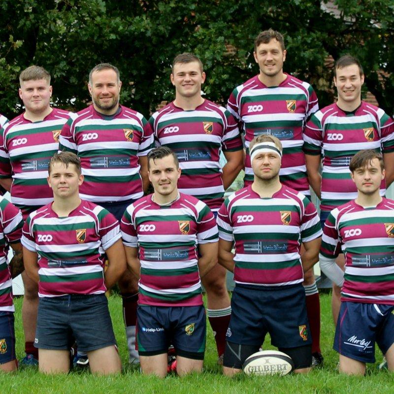 Bradford & Bingley 2 22 - 22 Moortown 2