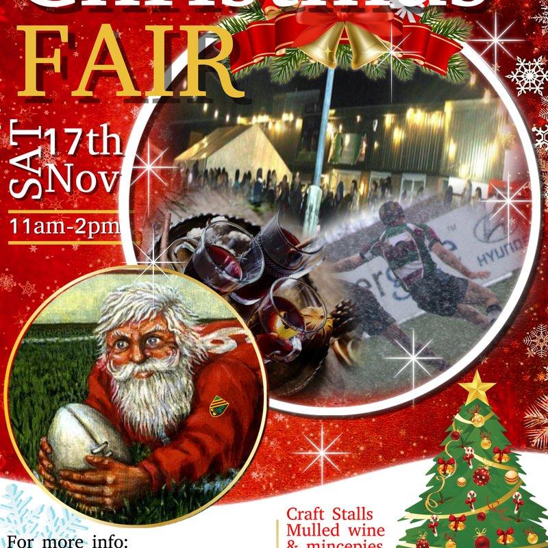 Christmas Fair - 17 November 2018