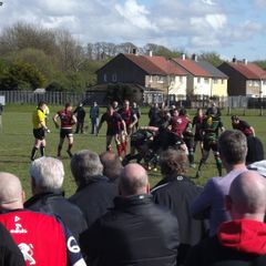 Saints v Hawcoat Park
