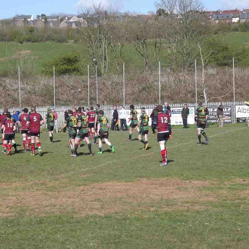 Saints v Aspatria
