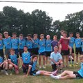 Under 15 beat Richmond Warriors 50 - 0