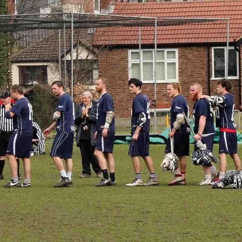 Junior Flags Semi-finals 2