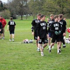 U14s Stockport/Norbury Lacrosse team