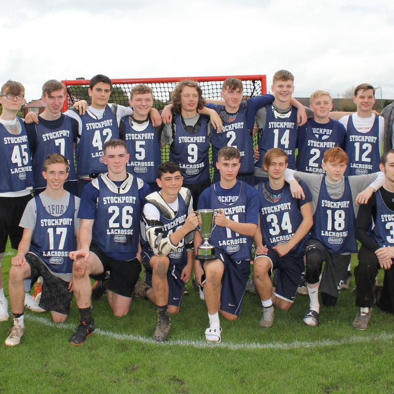 Stockport/Norbury win U19s Ted Donnett Cup