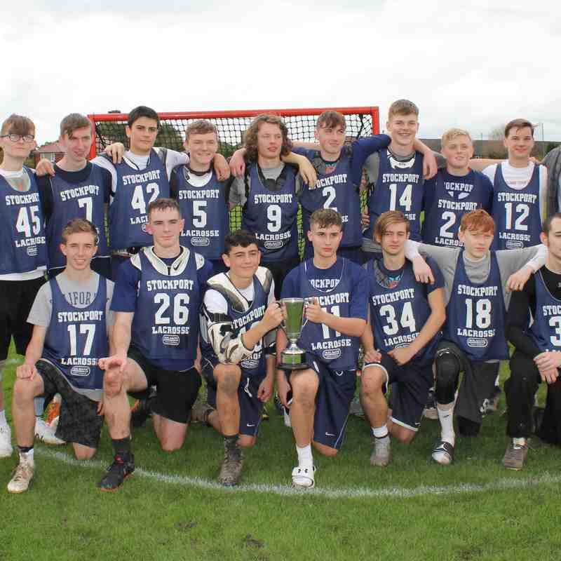 U19s win Ted Donnett 2017