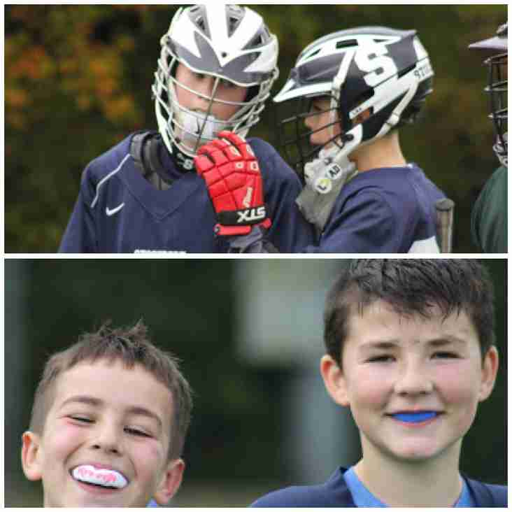 Metros Success for 3 Stockport U12 boys: