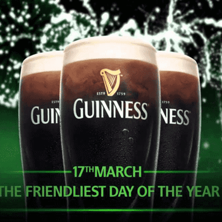 St Patrick's Day Celebration at the Club