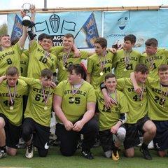 U16s Cup Final Champions!
