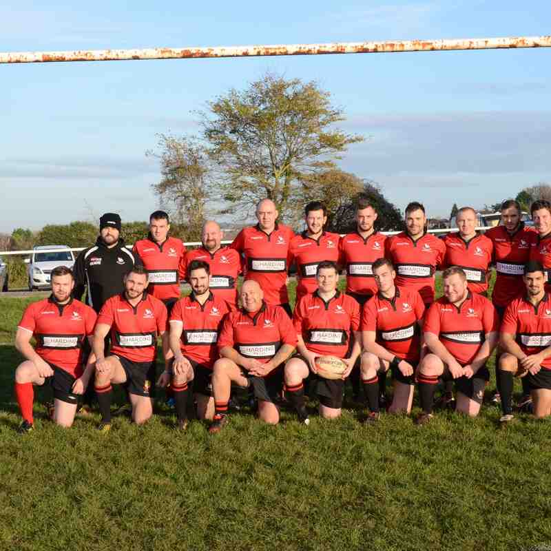 2nd XV v Keynsham 3rd XV - 6th December 2014