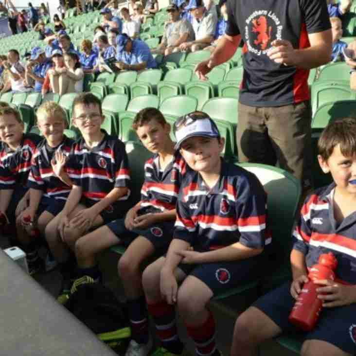 U9 at Western Force