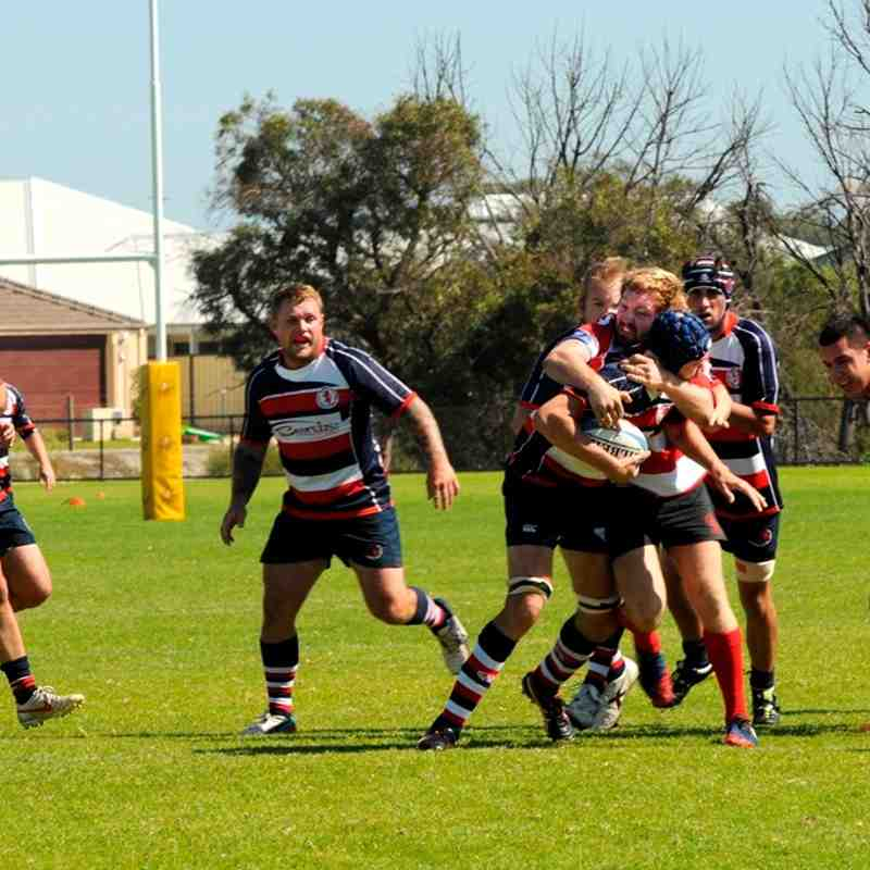 Championship B Division v ARKS - 28th March 2015