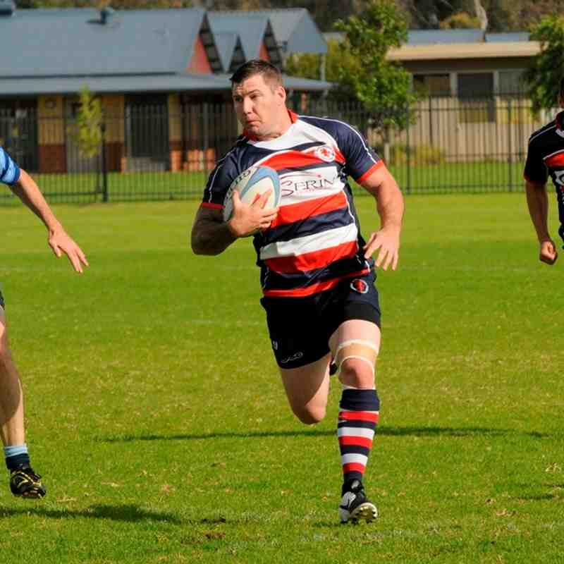 Championship A Division v Cottesloe - 11th April 2015