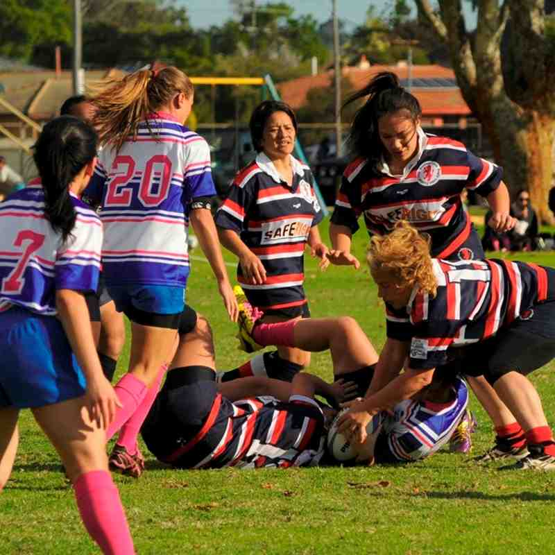 Southern Lioness' v ARKS Rugby Club - 16th May 2015