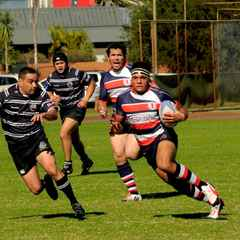 Champ A vs Perth Bayswater 30/5/2015