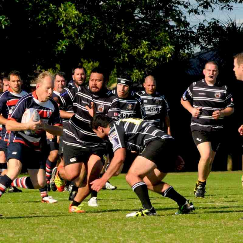 Championship B Division v Perth Bayswater - 30th May 2015