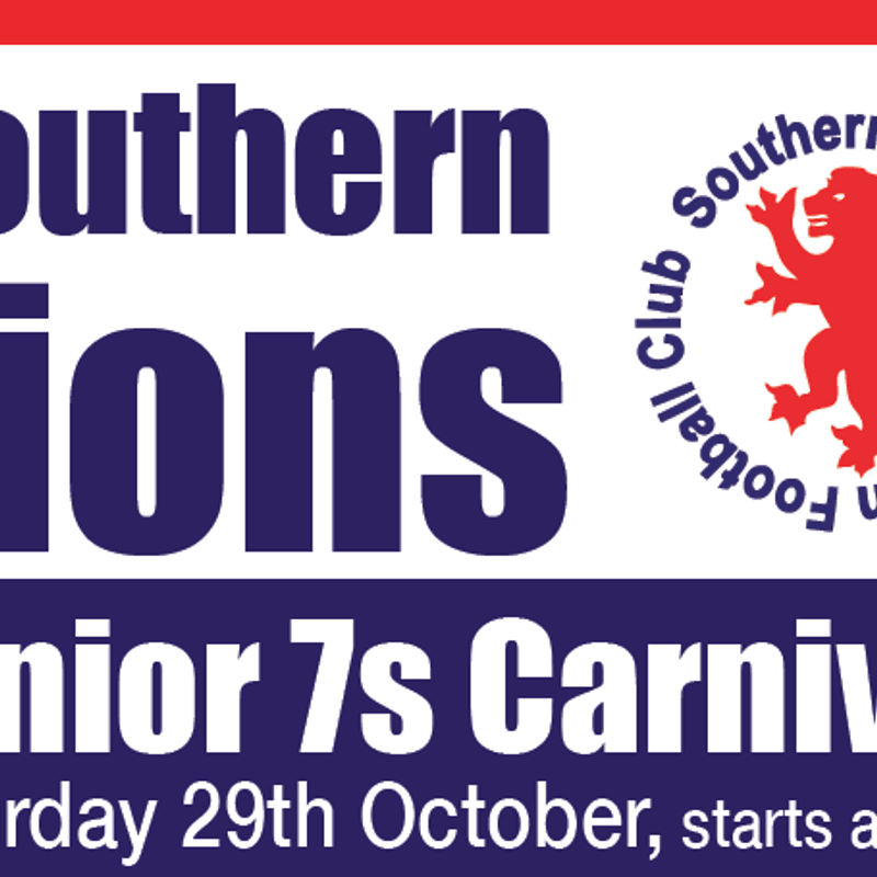2016 Southern Lions RUFC Junior 7s