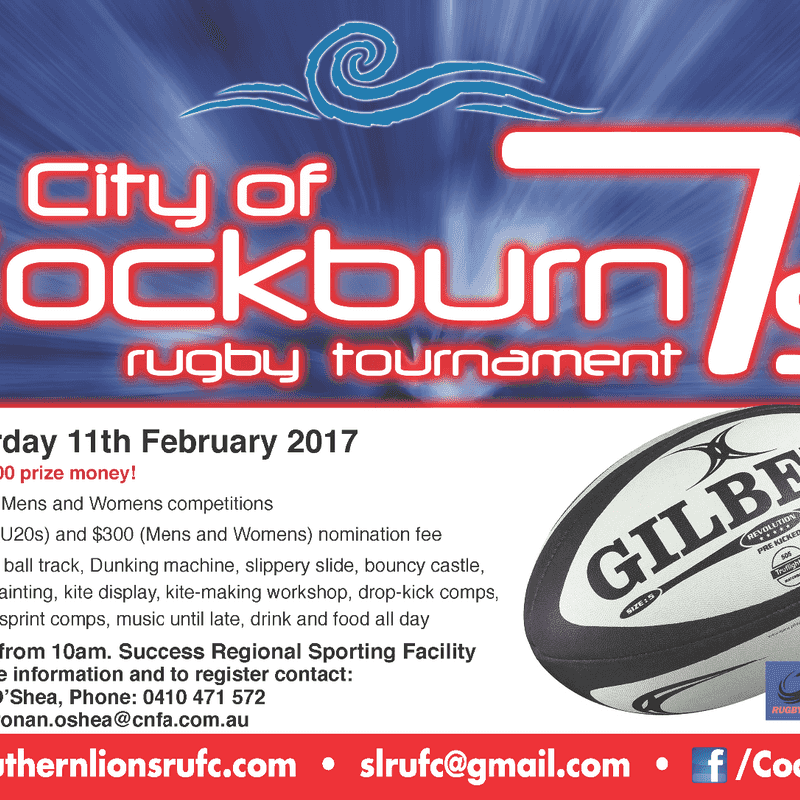 City of Cockburn 7s 2017